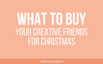 Gifts Creatives Want for Christmas