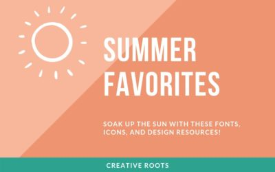 Summer Fonts You'll Love